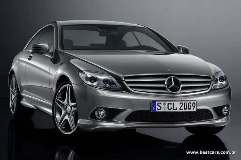 Mercedes oferece pacote esportivo AMG para sedã Classe S e cupê CL Cl-amg-1g