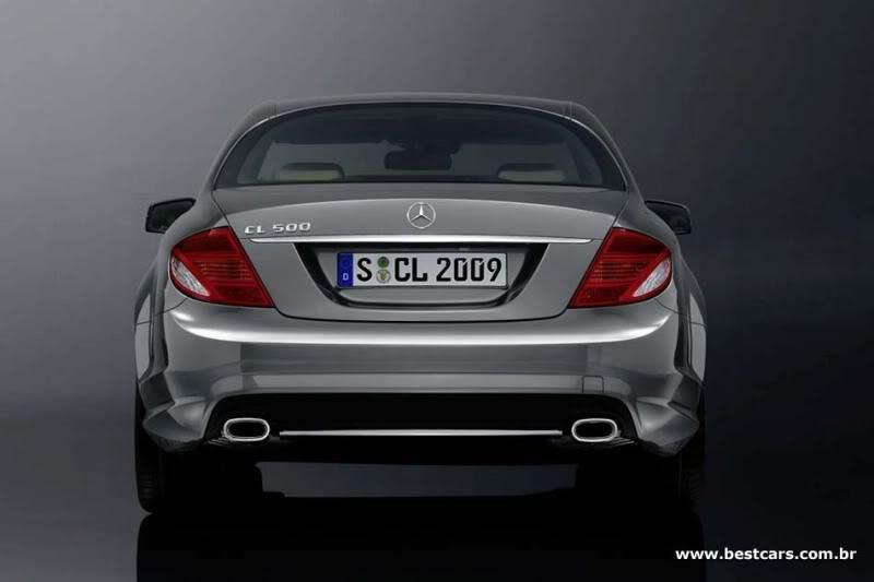 Mercedes oferece pacote esportivo AMG para sedã Classe S e cupê CL Cl-amg-2g