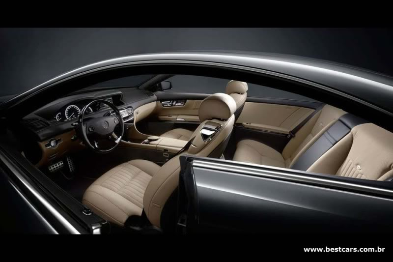 Mercedes oferece pacote esportivo AMG para sedã Classe S e cupê CL Cl-amg-3g