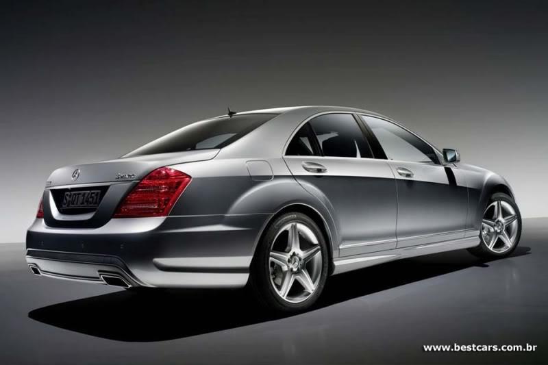 Mercedes oferece pacote esportivo AMG para sedã Classe S e cupê CL S-amg-2g