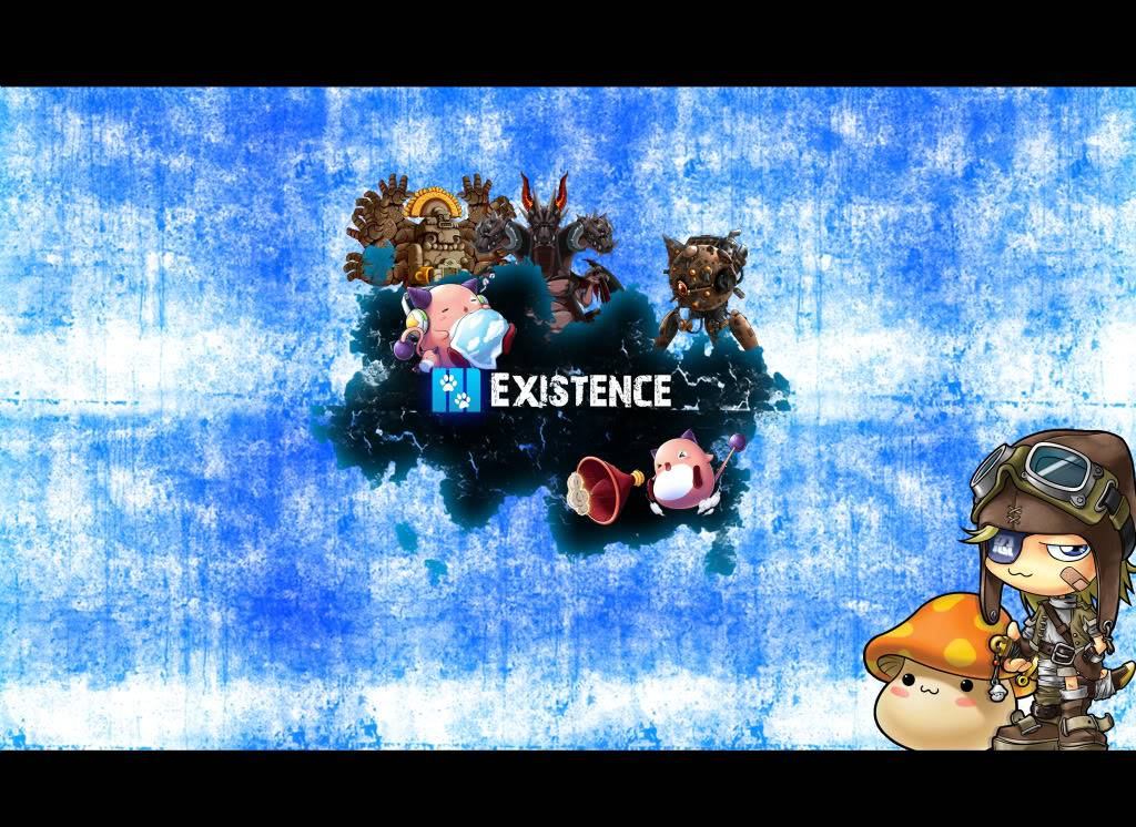 The Existence Wallpaper =) Existence-1