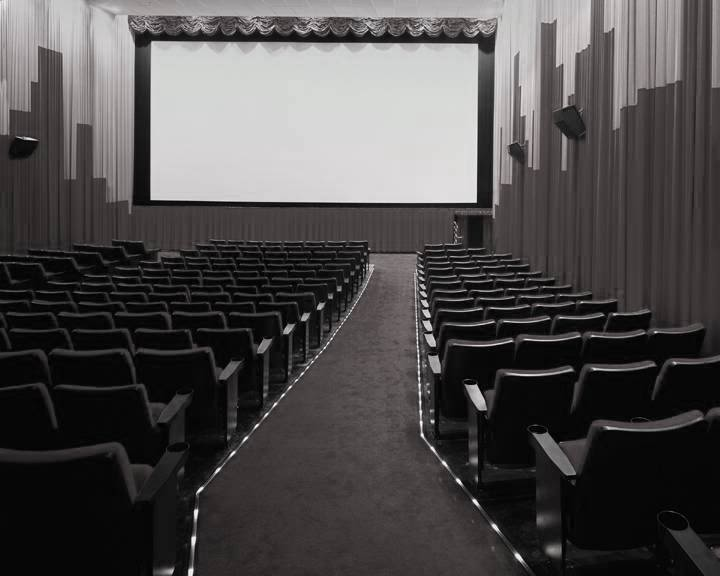 شىء غريب Movie-theater
