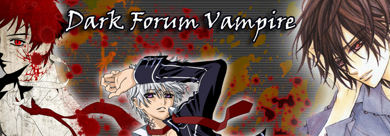 Dark Forum Vampire