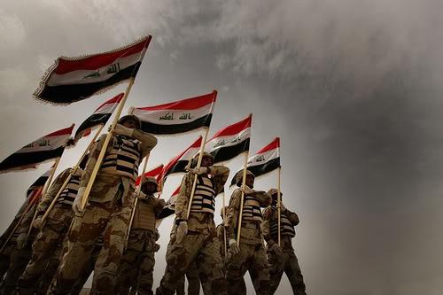 تجهيزات و ملابس الجندي العراقي NIASoldiersGraduated