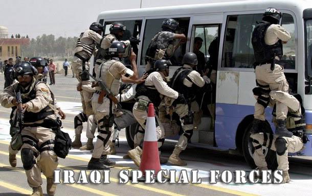 دلتا فورس العراقية صور و فيديو و شرح Isof3