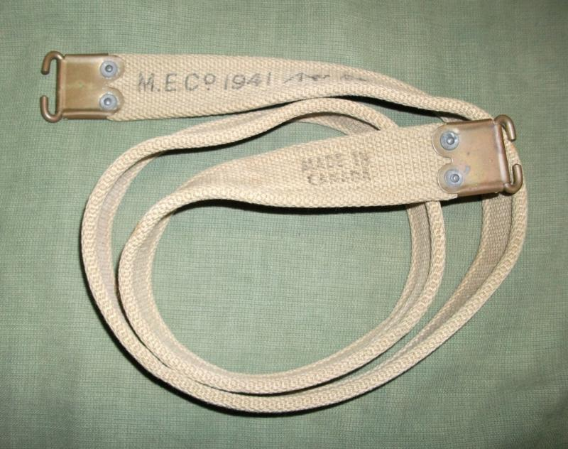 M.E.co webbing made in Canada?  DSCF2562