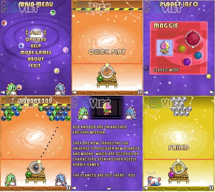 Puzzle Bobble Evolution [By EA Mobile/Taito] SuperScreenshot0041-2