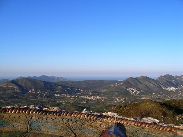 el monte alicantino y el rastro de La Nucia P3222691