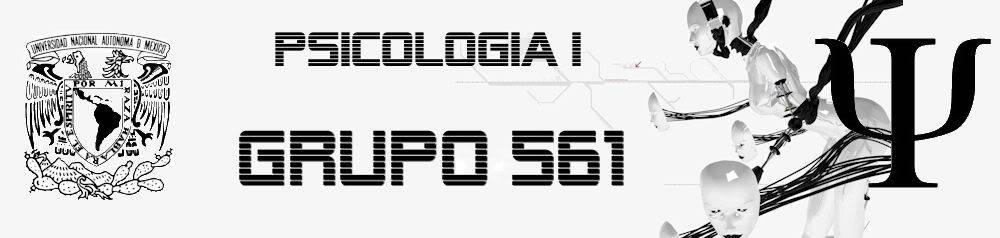 Psicologia Grupo 561