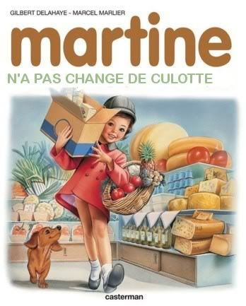 Martine En Folie ! - Page 2 MARTINECULOTTE