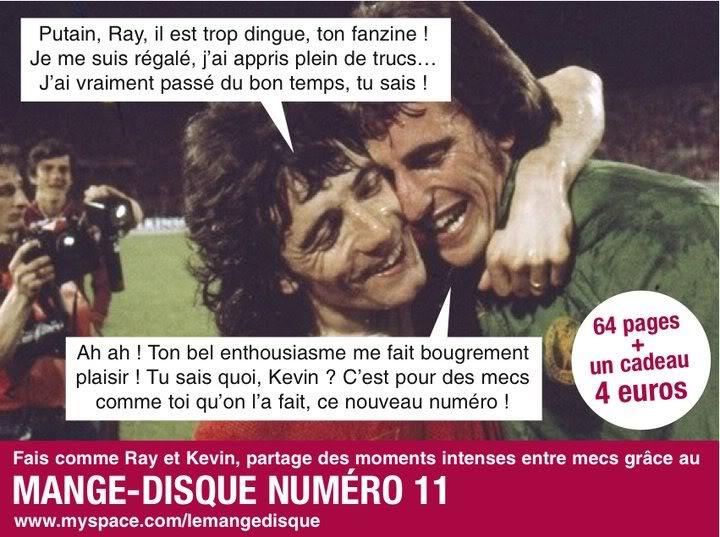Zic' Presse Magazine Mange-disquen11ter
