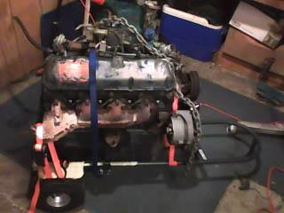 New member - John G -  (71 Torino GT) 460