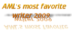AML's most favorite writer 2009