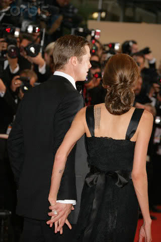 Brad and Angelina Movie Premieres  - Page 3 42-18391240