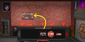 Customize Your Garage! Drag1