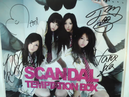 SCANDAL Live in HK 2010 review IMG204