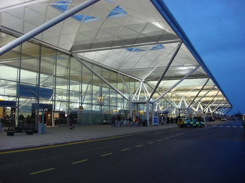 Stansted airport Stan