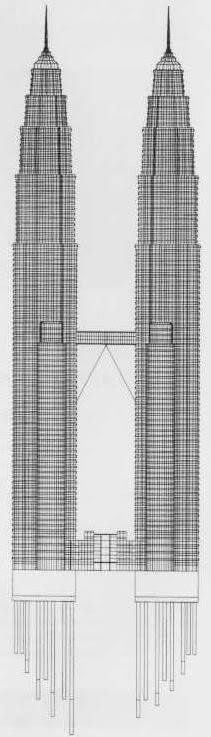 1998 - Petronas Twin Towers Twins