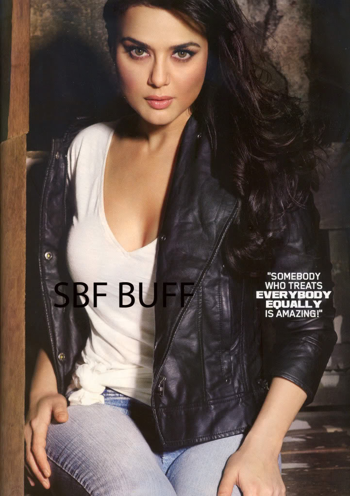 Preity Zinta Sexy, Live and Exclusive on MAXIM 70a8d4a4