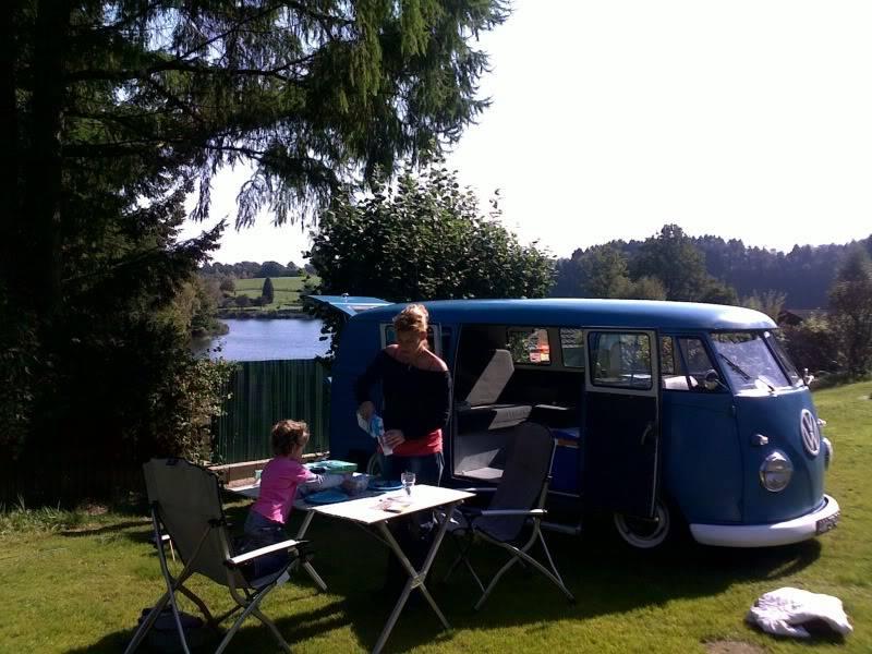 "Weekendje camping ""la plage"" robertville 26092009210"