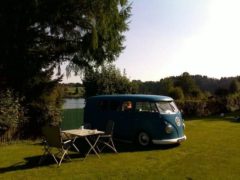 "Weekendje camping ""la plage"" robertville 26092009212"