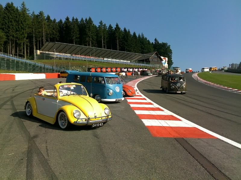 Bug Show @ SPA FRANCORCHAMPS ! 01082009151