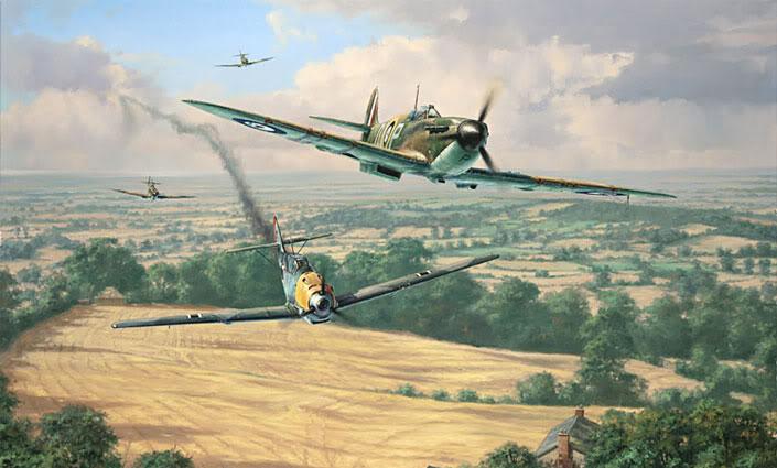 Parabéns à Esquadrilha FENIX! Spitfires-9th-September-1940-No92-S