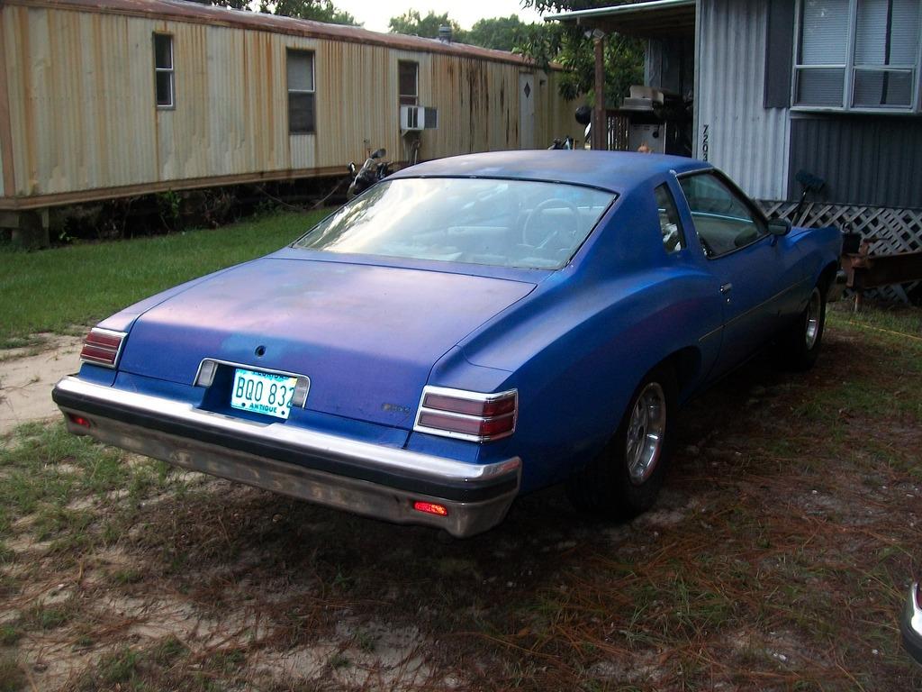 1976 & 1977 Pontiac Lemans Coupes for sale. Panama City, FL 100_6783