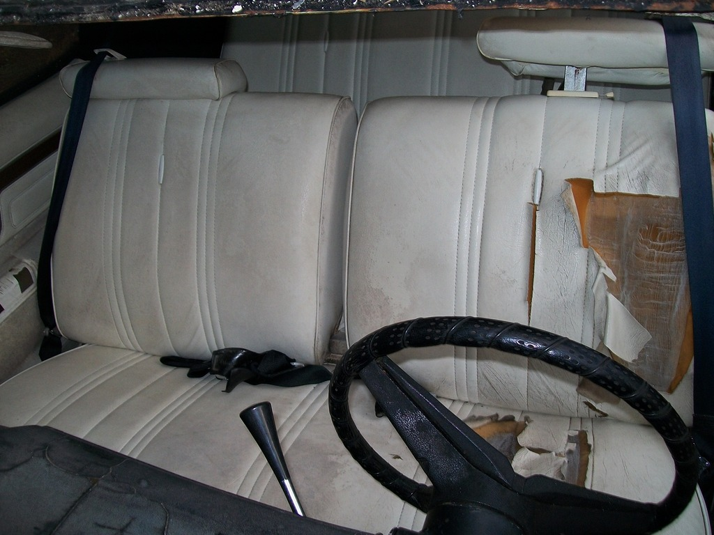 1976 & 1977 Pontiac Lemans Coupes for sale. Panama City, FL 100_6795