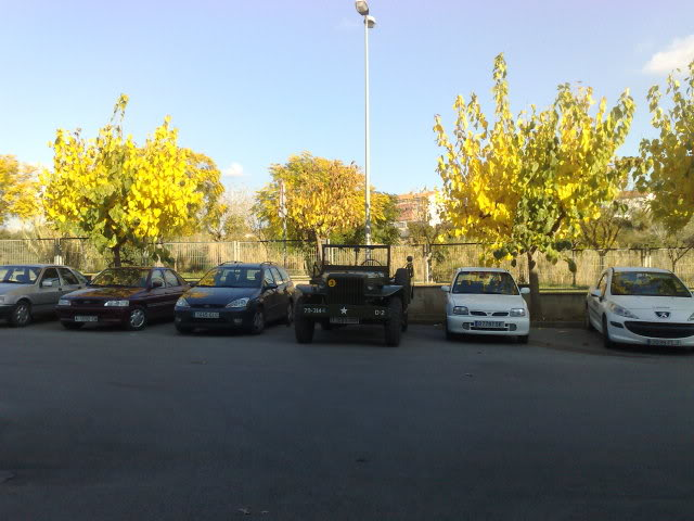 coches nacionales 1/1 4x4 013-8