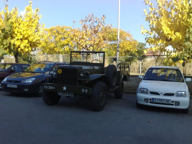 coches nacionales 1/1 4x4 014-11