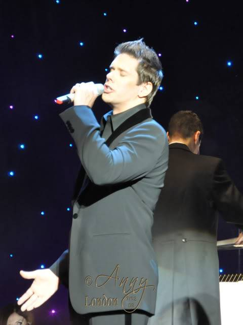 Il Divo Christmas Shows December 2009 0473