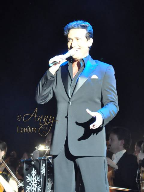 Il Divo Christmas Shows December 2009 0486