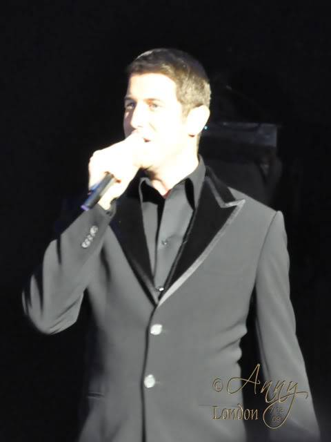 Il Divo Christmas Shows December 2009 0490