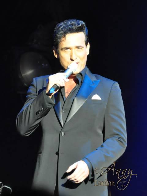 Il Divo Christmas Shows December 2009 0498