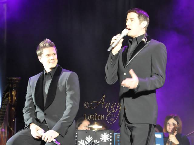 Il Divo Christmas Shows December 2009 0513