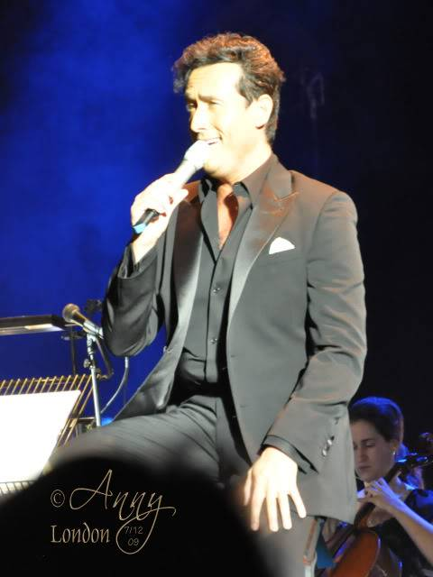 Il Divo Christmas Shows December 2009 0518