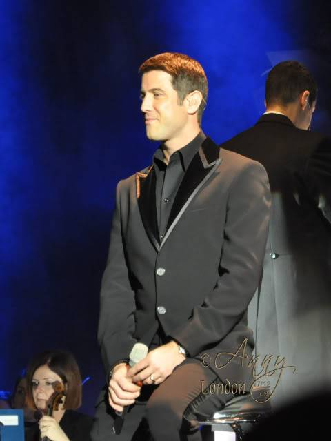Il Divo Christmas Shows December 2009 0519