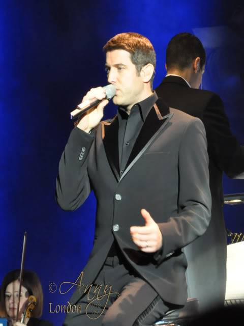 Il Divo Christmas Shows December 2009 0524
