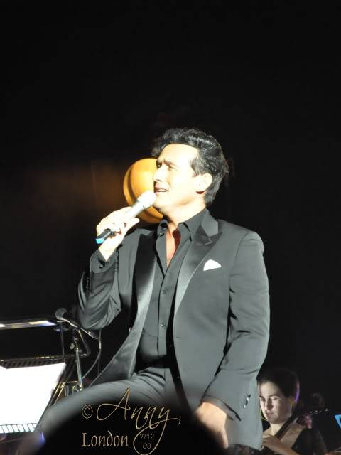Il Divo Christmas Shows December 2009 0533