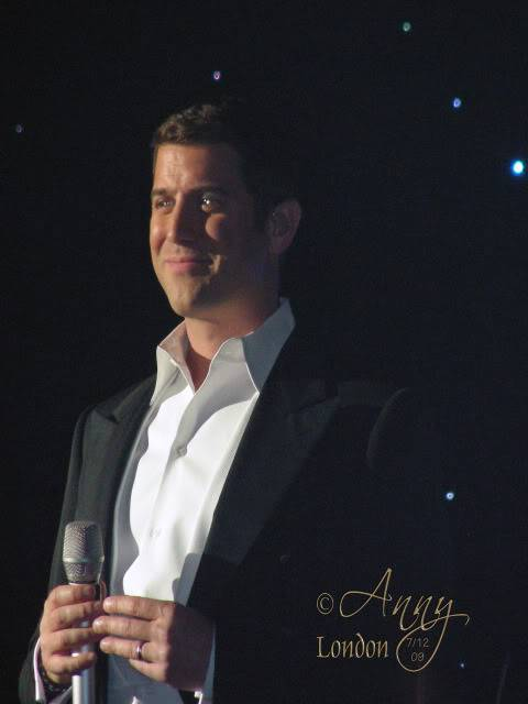 Il Divo Christmas Shows December 2009 3626