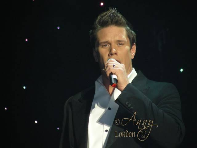 Il Divo Christmas Shows December 2009 3627
