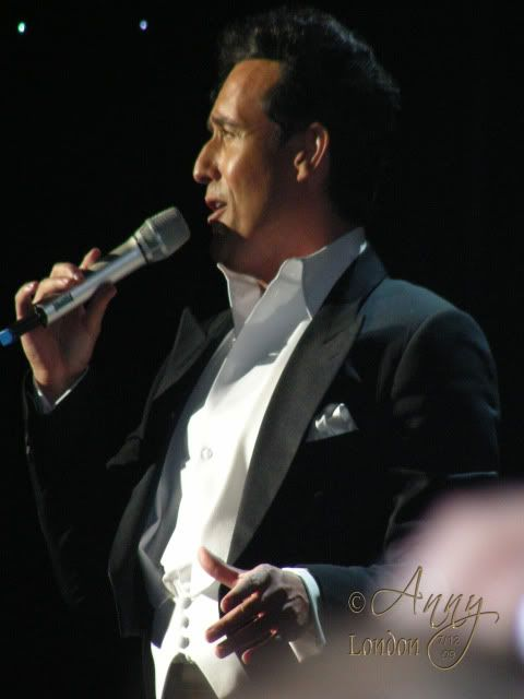Il Divo Christmas Shows December 2009 3629