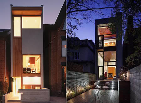 منازل رفيعه  Slimmest_Houses_and_Buildings_06