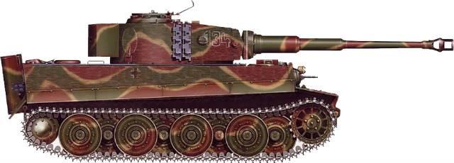 Panzer Officer - Verlinden - Busto 200mm Tiger26