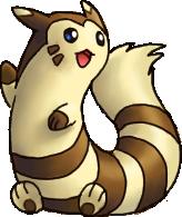 Mascota del Equipo Furret