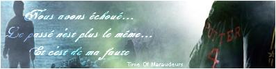 Time Of Maraudeurs CratPortail2