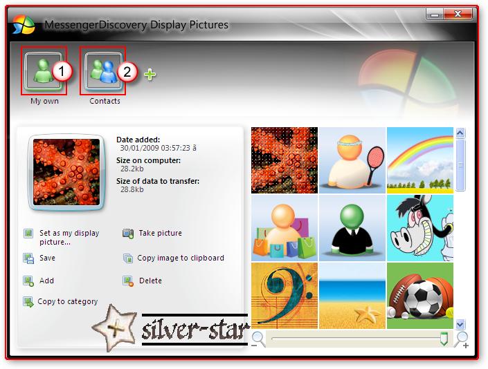 برنامج Messenger Discovery لعشاق المسنجر.. أضف إمكانيات مميزة لمسنجرك .. الشرح Sshot-3