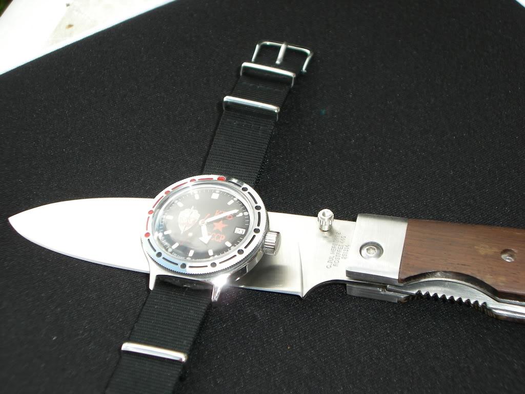 Montrez nous vos vostok sur leurs bracelets ! IMGP0161
