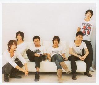 KAT-TUN: historia del grupo JJ1
